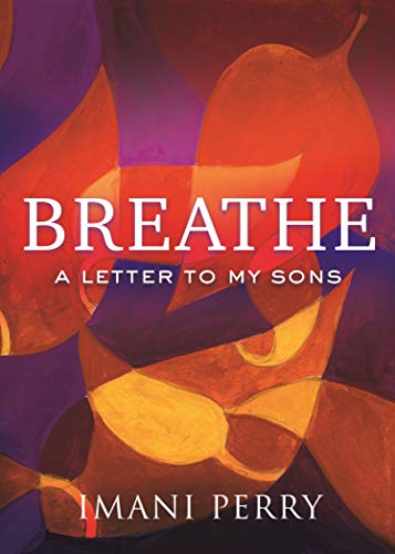 book cover: Breathe: a Letter to My Sons