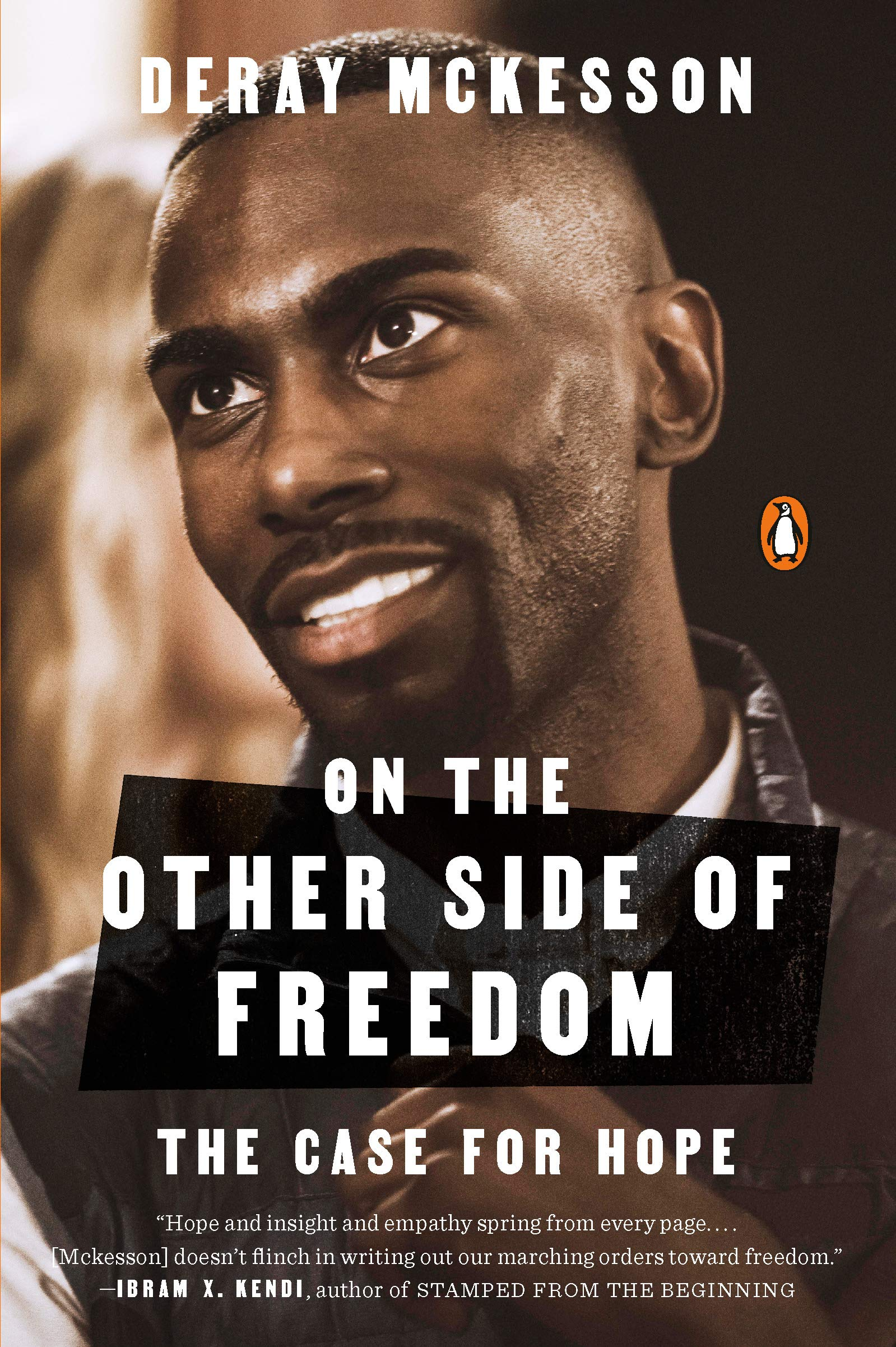 book cover: On the Other Side of Freedom: The Case for Hope
