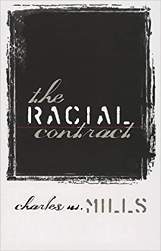 book cover: The Racial Contract