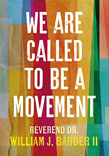 book cover: We Are Called to Be a Movement