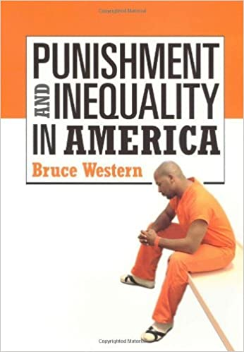 book cover: Punishment and Inequality in America