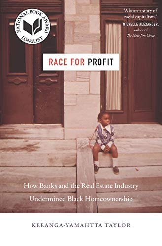 book cover: Race for Profit: How Banks and the Real Estate Industry Undermined Black Homeownership