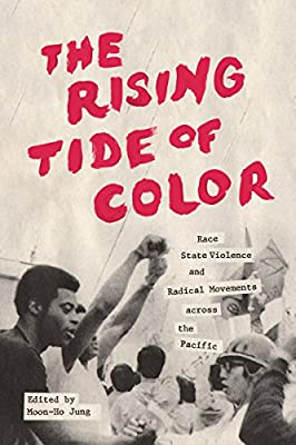 book cover: The Rising Tide of Color: Race, State Violence, and Radical Movements across the Pacific