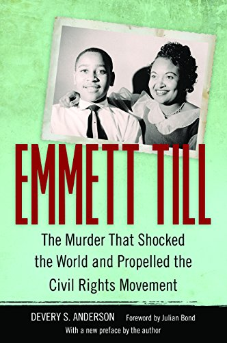 book cover: Emmett Till: The Murder That Shocked the World and Propelled the Civil Rights Movement