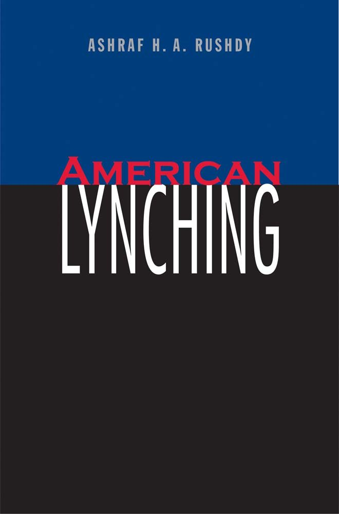 book cover: American Lynching