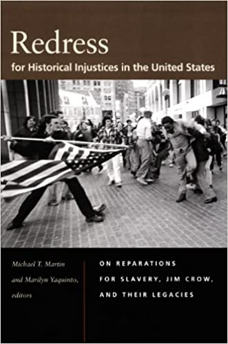 book cover: Redress for Historical Injustices in the United States