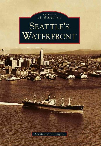 book cover: Seattle's Waterfront