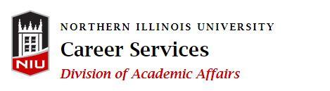 Logo for NIU Career Services