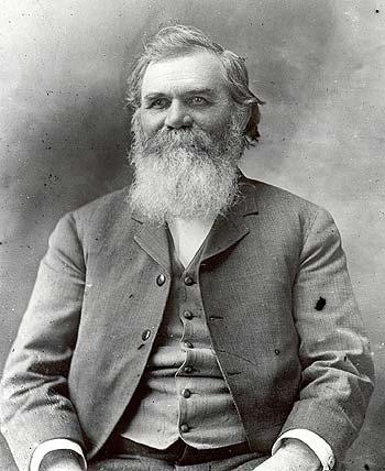 photo of D. D. Palmer