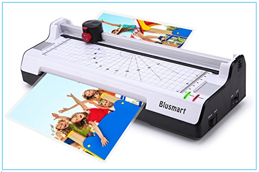 photo fo laminator available for student use