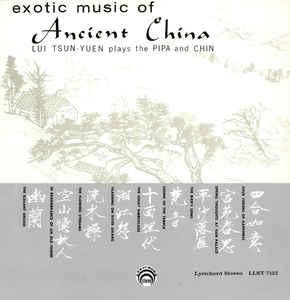 music of ancient China