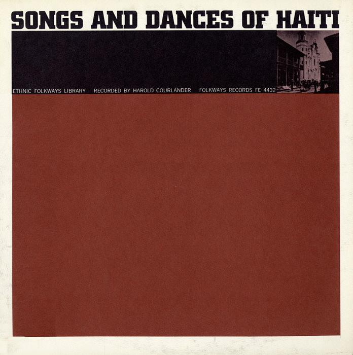 Songs and Dances of Haiti