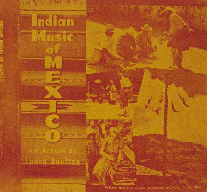 Indian Music of Mexico
