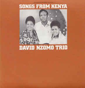Songs from Kenya.