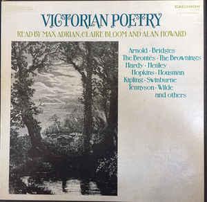 Victorian poetry.