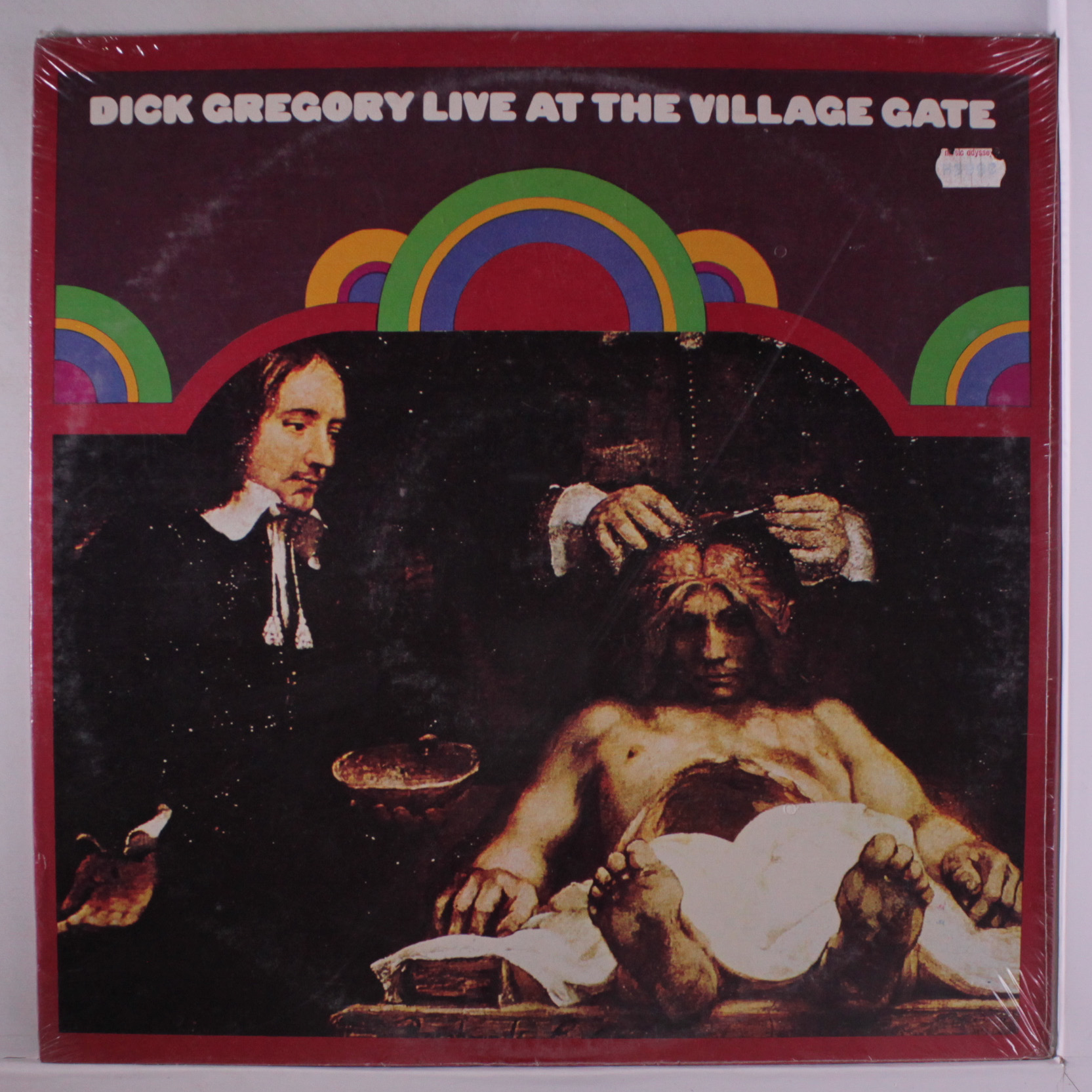 Dick Gregory Live at the Village Gate