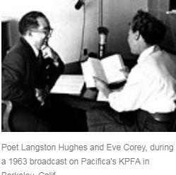 Langston Hughes and E. Corey