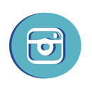 Logo and link to follow TJ Jones Instagram