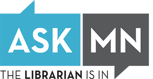 Ask MN Chat service logo
