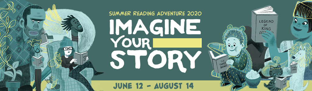 Imagine Your Story Summer Reading Adventure