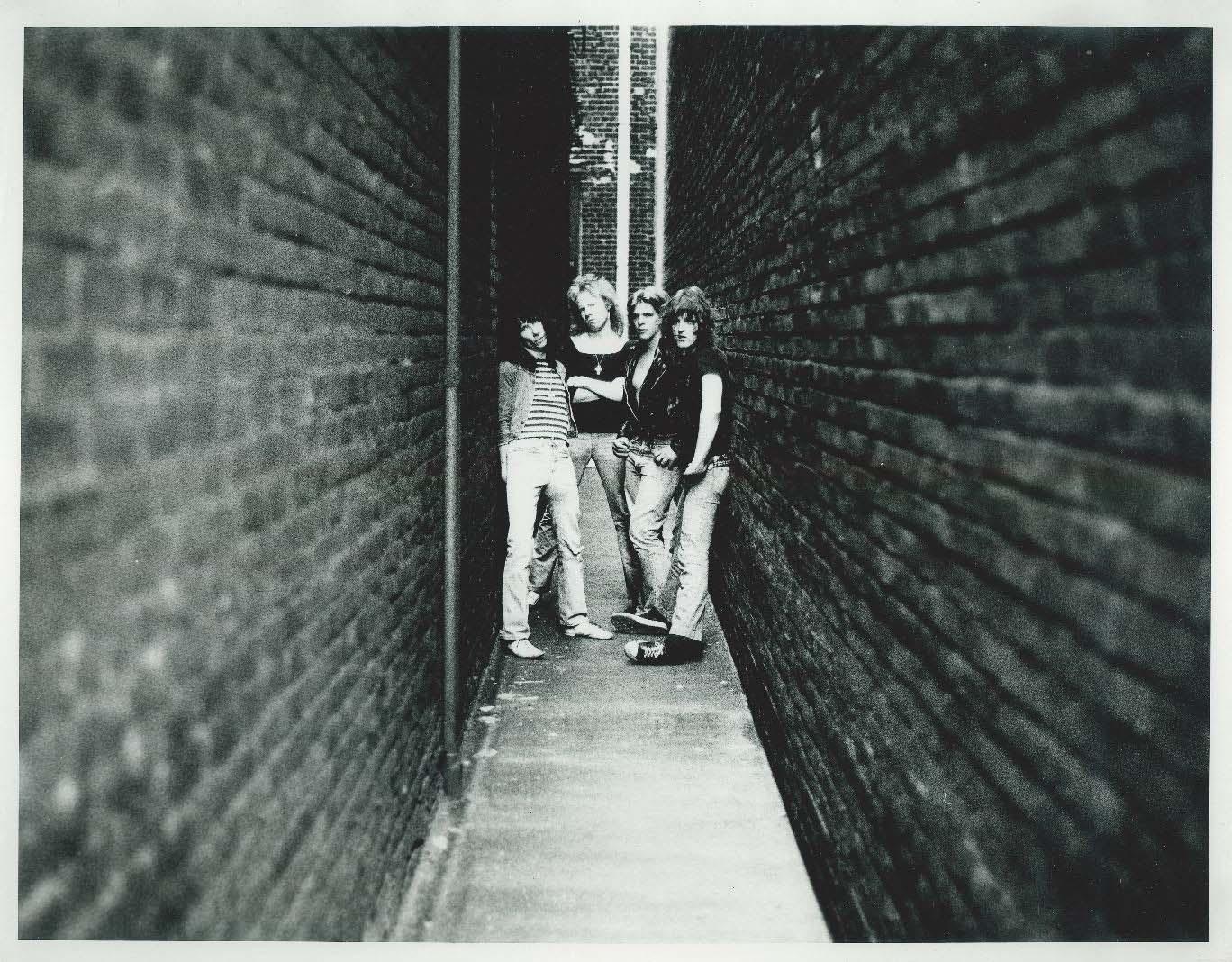 Dead Boys photo by Dave Treat