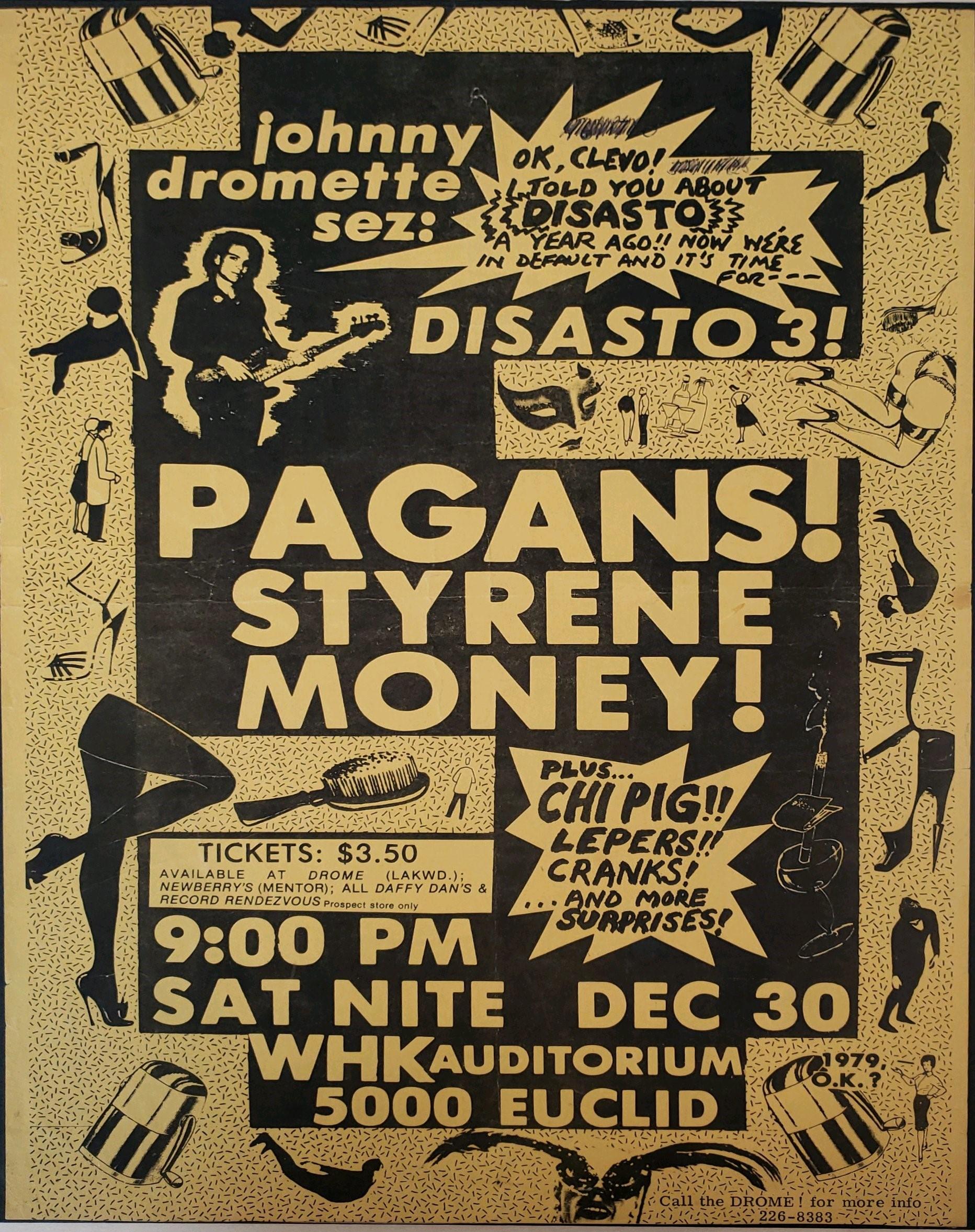 Pagans poster