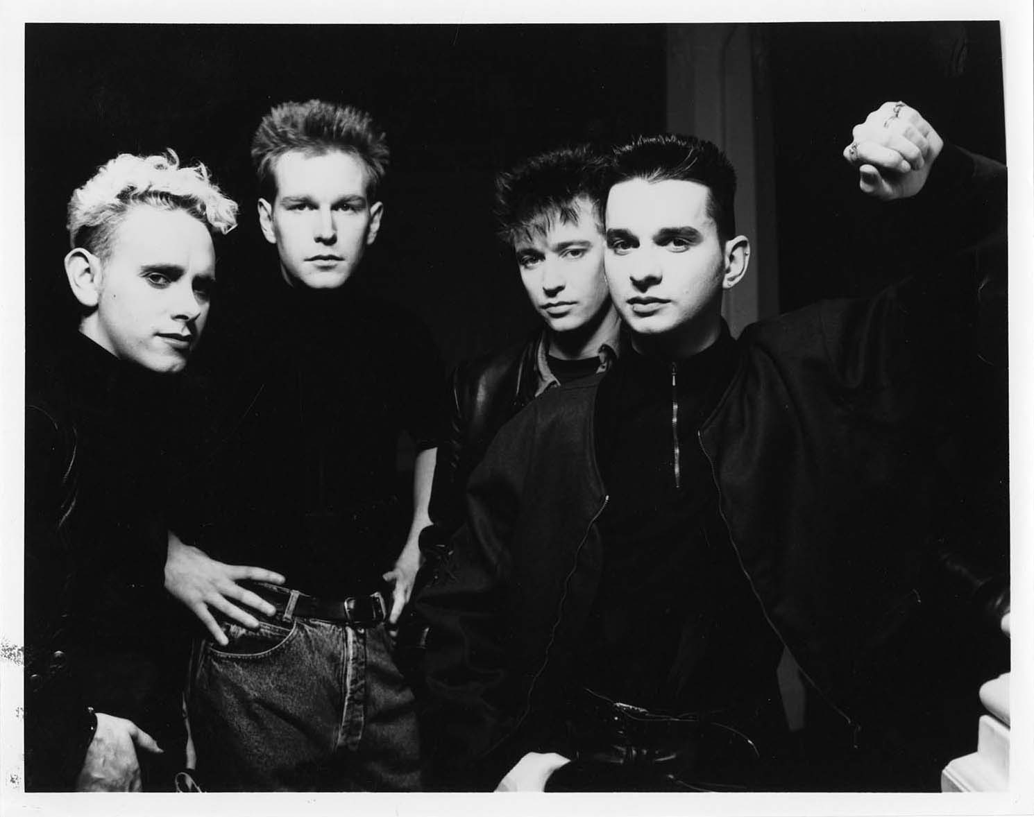 Depeche Mode promo photo