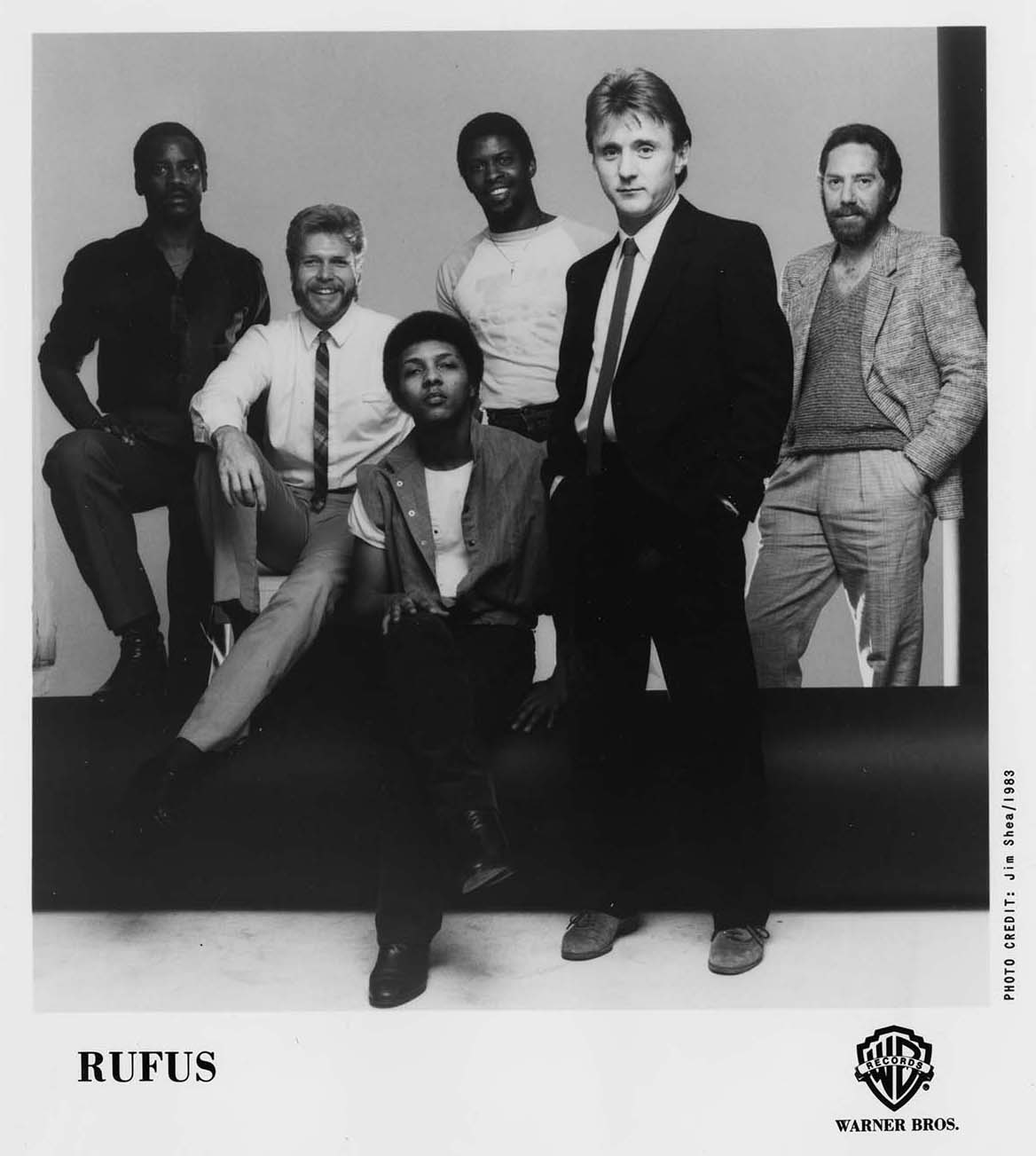 Promo photo of Rufus