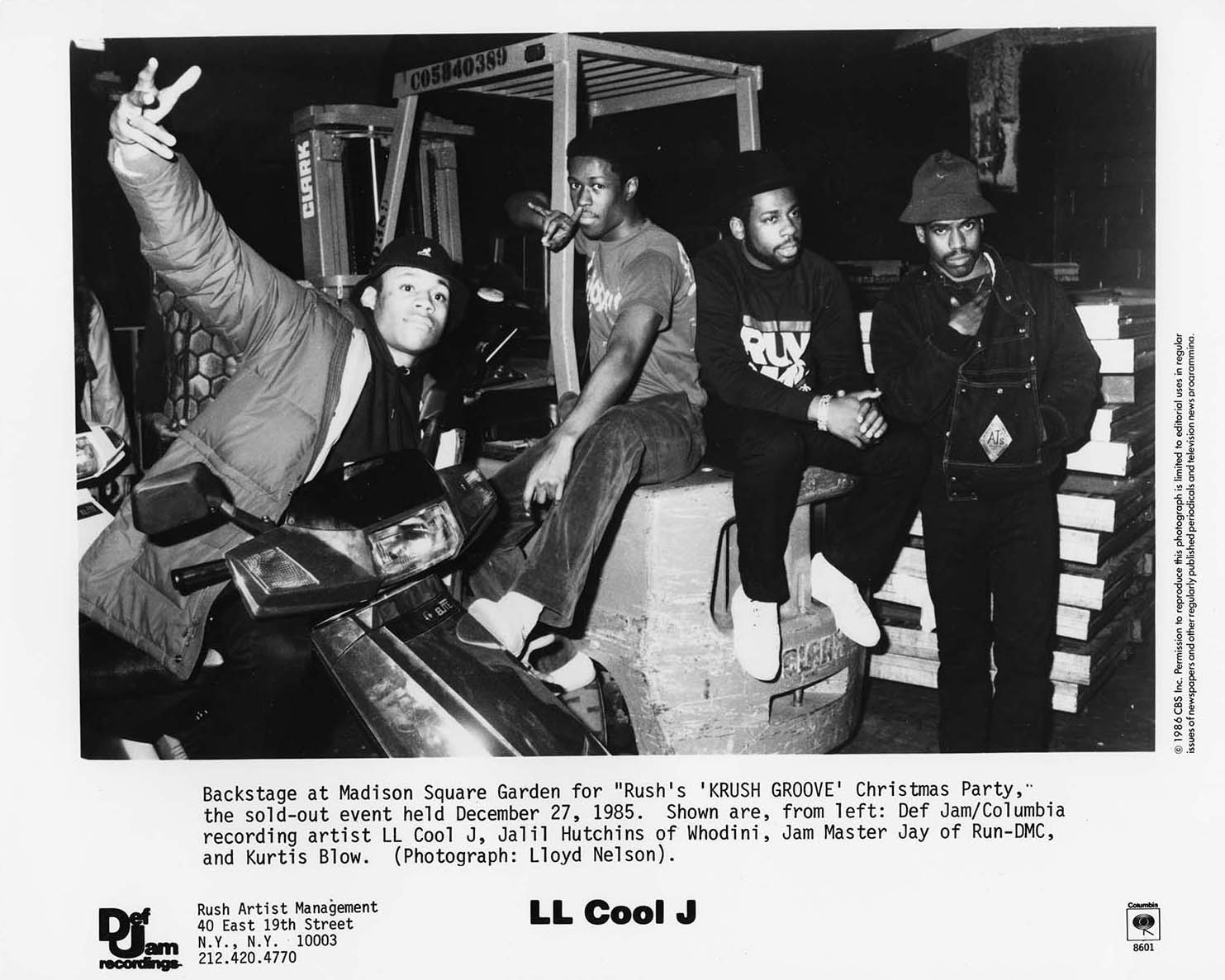 Promo photo LL Cool J