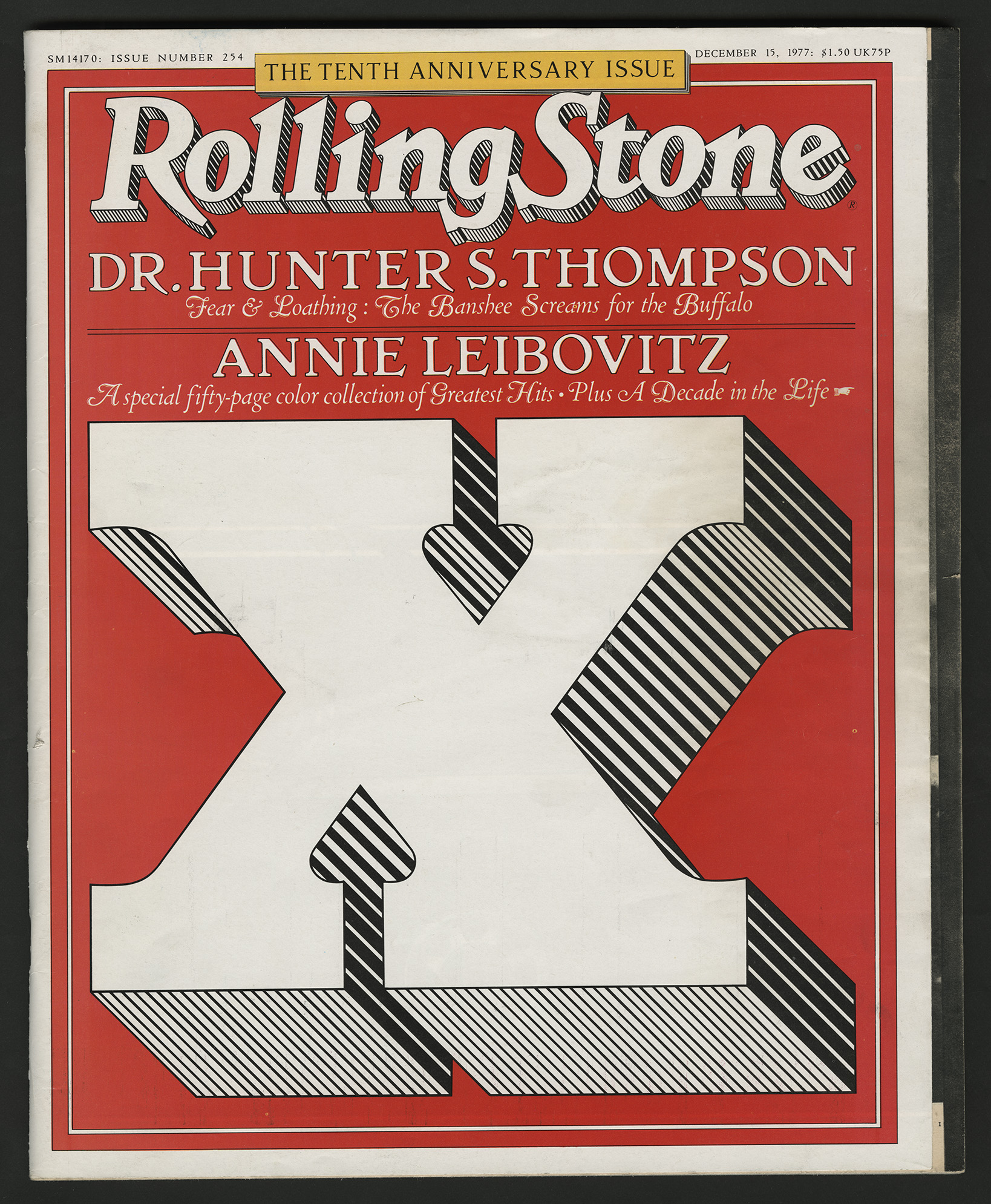 Rolling Stone X cover