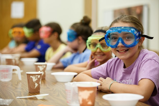 GSK Science in the Summer: Be a Chemist (Friday Session for 4th-6th Graders)