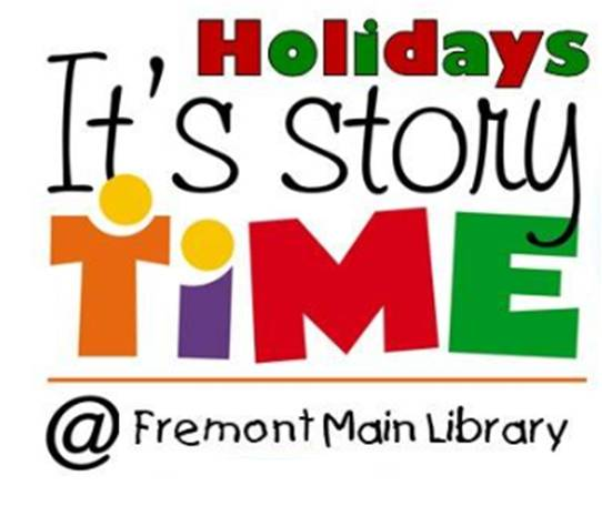 Holiday Family Storytime