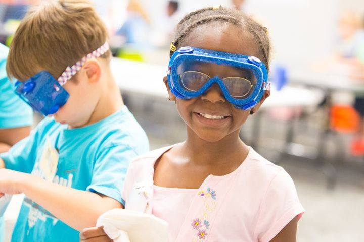 GSK Science in the Summer: Be a Chemist (Monday Session for 2nd and 3rd Graders)