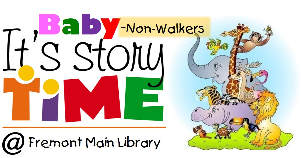 Baby Storytime for Non-walkers