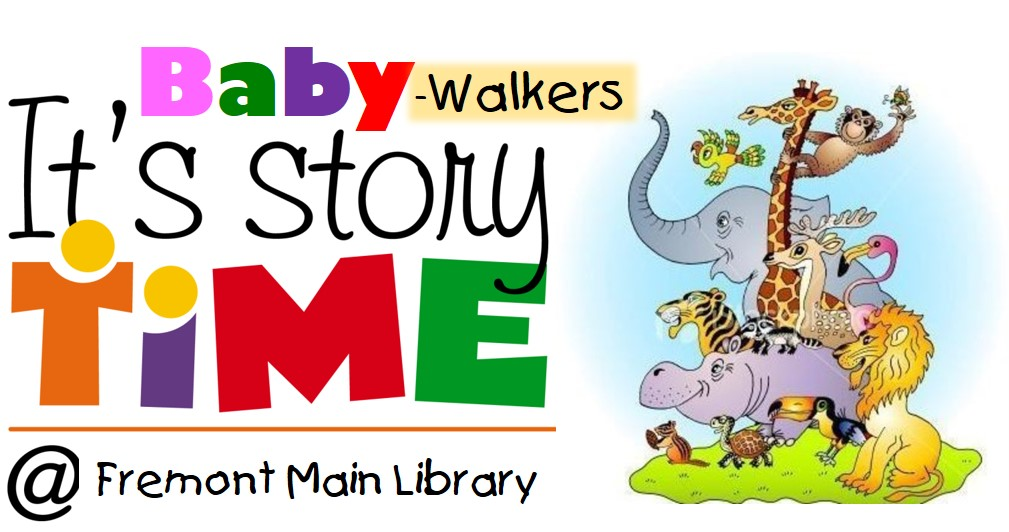 Baby Storytime for Walkers