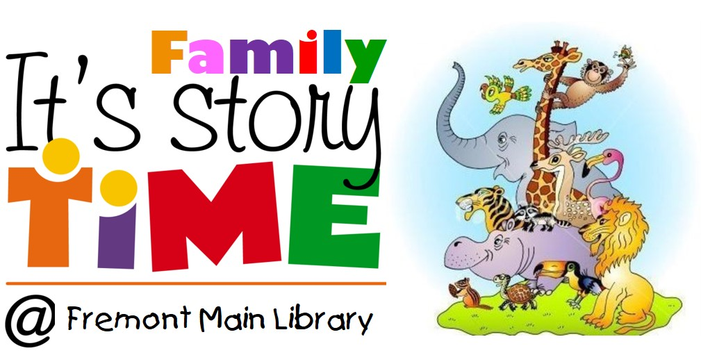 Summer Family Storytime and Crafts
