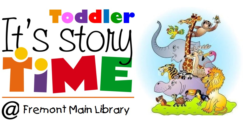 Toddler Storytime & Stay 'n' Play