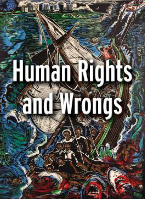Brown Bag Speakers Forum: Human Rights and Wrongs with Dr. Adrianne Aron