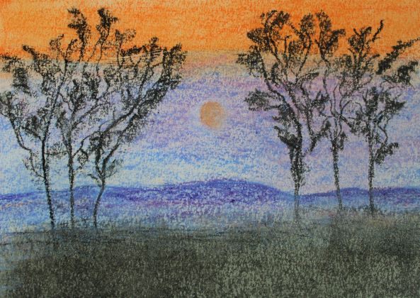 Paint with Pastels