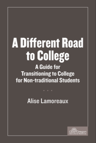 A different road to college