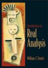 introduction to real analysis textbook