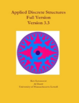 applied discrete structures textbook