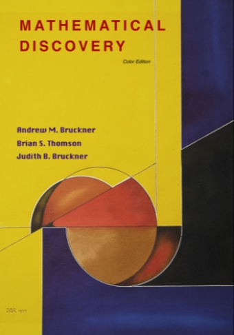 mathematical discovery textbook