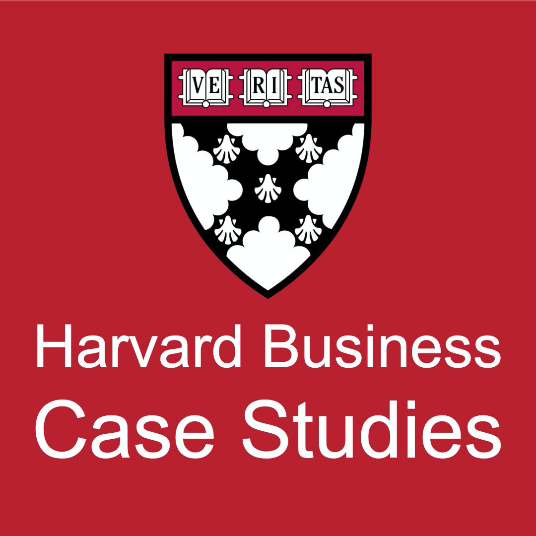 Harvard cases logo