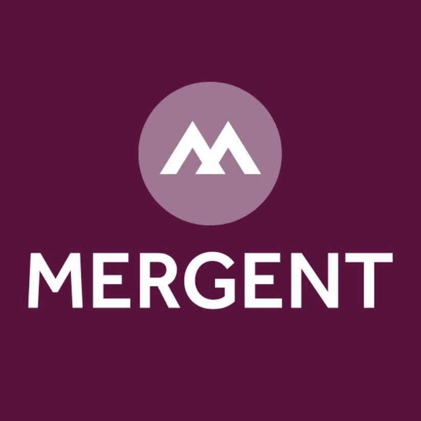 Mergent logo