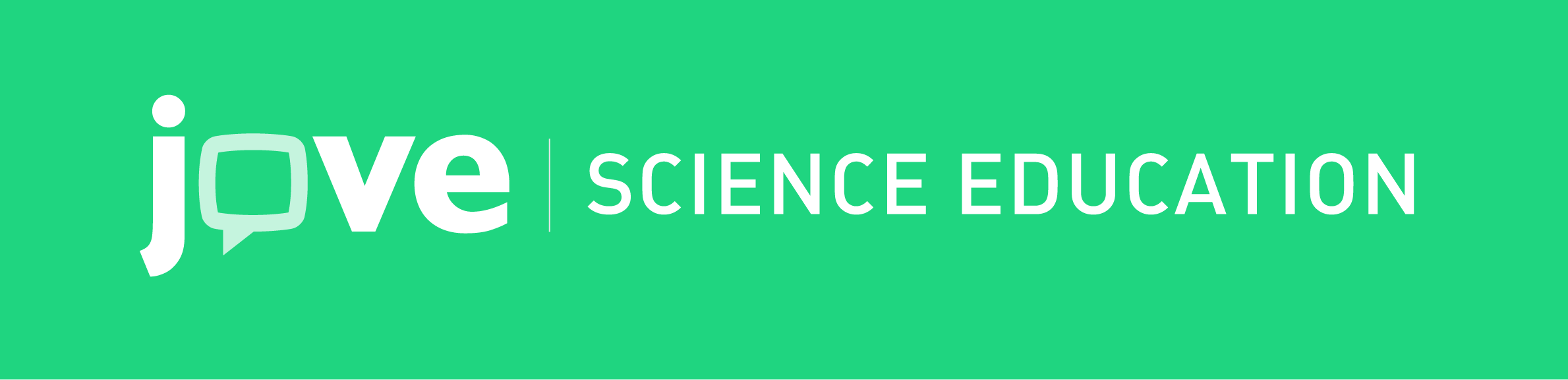 Jove Science Education
