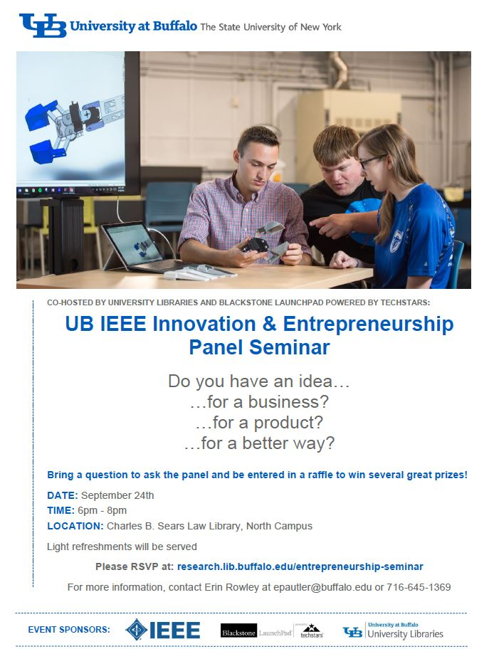 UB IEEE Poster image