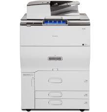 Large multi function printer