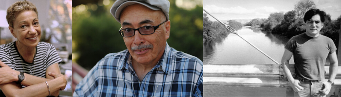 June Jordan, Felipe Herrera, and Jeff Tagami