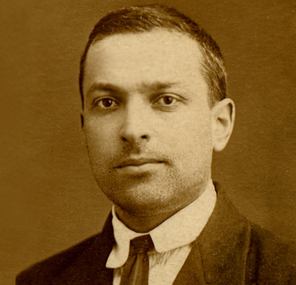 Photo of Lev Vygotsky